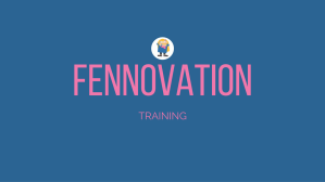 Fennovation Training